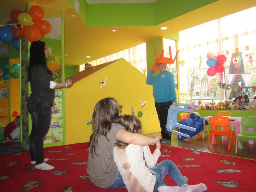 Activities in Tarnovo - April 2015
